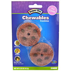 Super Pet Chewables - Cookies: 2 Pack #100504155 - Small Pet Chew Treats