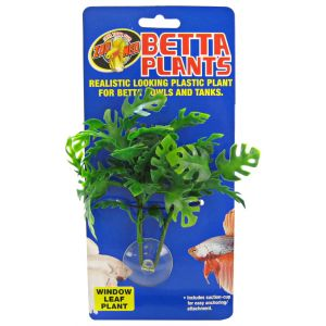 Zoo Med Aquatic Betta Plants - Window Leaf - Aquarium Plants