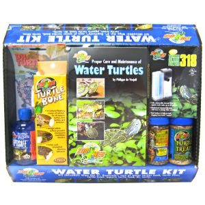 Zoo Med Deluxe Aquatic Turtle Starter Kit - Reptile Starter Kits Best Price