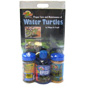 Zoo Med Water Turtles Starter Kit #TK-10 - Reptile Starter Kits Best Price