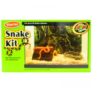 Zoo Med Starter Snake Kit #SSK-1 - Reptile Starter Kits Best Price