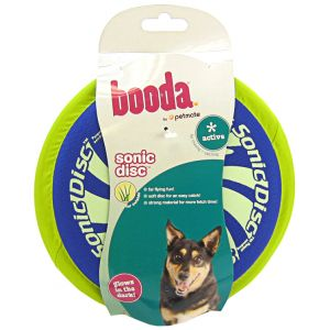 Booda Sonic Disc: Medium #55328 - Toss and Fetch Dog Toys