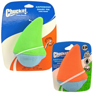 Chuckit Amphibious Shark Fin Water Toy - Water Dog Toys Best Price