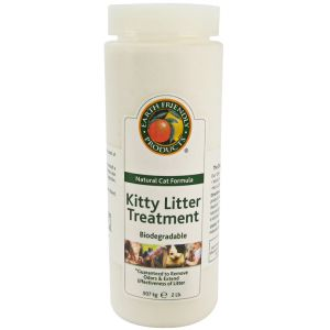 Earth Friendly Products Kitty Litter Treatment: 2 lbs #29713 - Stain and Odor Control for Cats Best Price