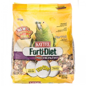 Forti-Diet Egg-Cite! Parrot: 5 lbs #100032238 - Parrot Food Best Price