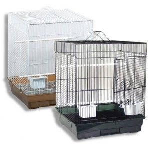 Blue Ribbon Cage Connection Square Bird Cage - 2 Pack - Bird Cages Best Price