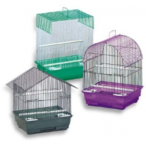 Blue Ribbon Cage Connection Bold Color Cages - 8 Pack - Bird Cages Best Price