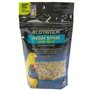 Ecotrition UltraCare Avilac Stress Health Blend - Canary Food Best Price