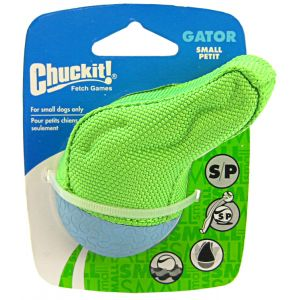 Chuckit Amphibious Gator Water Toy: Small #188101 - Water Dog Toys Best Price