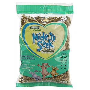 CareFresh Hide 'n Seek Pet Bedding - Natural: 2 oz #100193 - Paper Pet Bedding Best Price