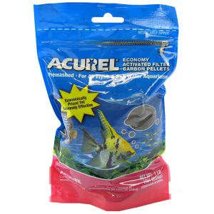 Acurel Economy Activated Filter Carbon Pellets: 16 oz #2202 - Aquarium Filter Carbon Best Price