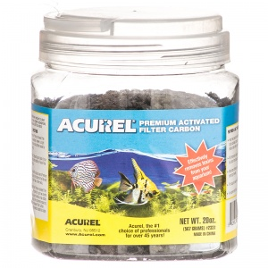 Acurel Premium Activated Filter Carbon: 20 oz #2331 - Aquarium Filter Carbon Best Price