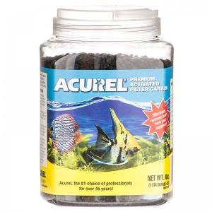 Acurel Premium Activated Filter Carbon: 40 oz #2332 - Aquarium Filter Carbon Best Price