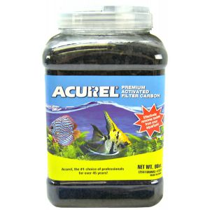 Acurel Premium Activated Filter Carbon: 90 oz #2333 - Aquarium Filter Carbon Best Price