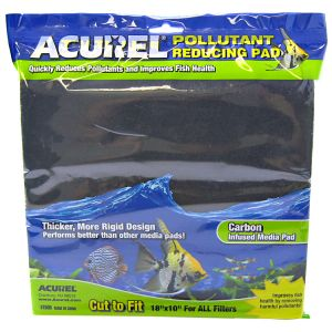 Acurel Pollutant Reducing Pad: 10 x 18 #2505 - Aquarium Filter Pads Best Price