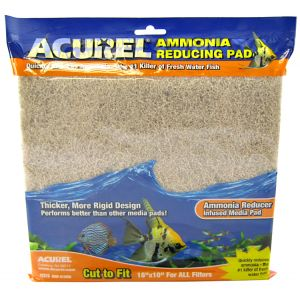 Acurel Ammonia Reducing Pad: 10 x 18 #2515 - Aquarium Filter Pads