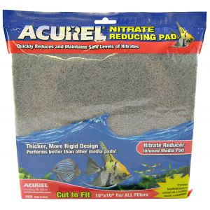 Acurel Nitrate Reducing Media Pad: 10 x 18 #2520 - Aquarium Filter Pads Best Price