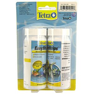 Tetra Easystrips Complete Test Strips: 25 Pack #19544 - Aquarium Saltwater Test Kits Best Price