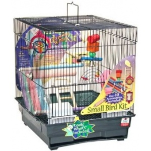 Blue Ribbon Advantage Small Bird Cage Kit - Bird Cages Best Price