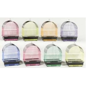 Blue Ribbon Advantage Small Bird Cage House - 8 Pack - Bird Cages Best Price