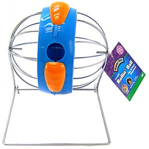 Super Pet Hay and Treat Dispenser Wheel - Small Pet Hay Feeders Best Price