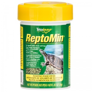 Tetra ReptoMin Floating Food Sticks: 0.85 oz #77817 - Aquatic Turtle Food Best Price