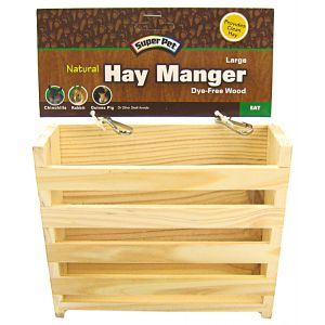 Super Pet Natural Hay Manger: Large - 6.5 #100505842 - Small Pet Hay Feeders Best Price