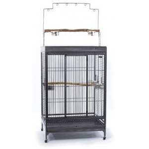 Super Pet EZ Care Playtop Cage - Large Bird: Large Bird - (48L x 39.75W x 90H) #100079577 - Bird Cages Best Price