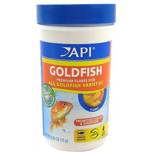Aquarium Pharmaceuticals Goldfish Premium Flake Food - Goldfish Food Best Price