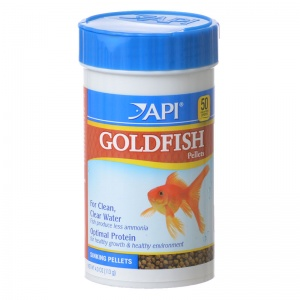 Aquarium Pharmaceuticals Goldfish Premium Pellet Food: 4 oz #833B - Goldfish Food
