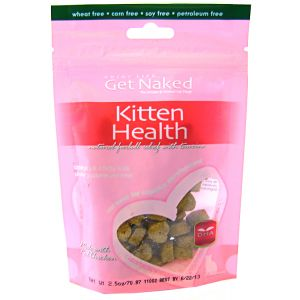 Get Naked Kitten Health Soft Treats: 2.5 oz