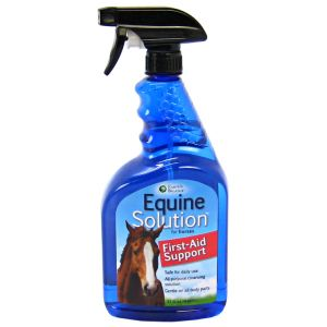 Earth's Balance Equine Solution First Aid: 32 oz