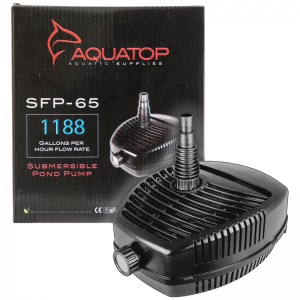 Aquatop SFP-65 Submerisble Pond Pump Adjustable Flow