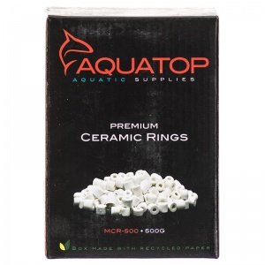 Aquatop Premium Ceramic Rings: 500 Grams