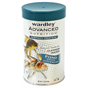 Wardley Advanced Nutrition Pond Pellets