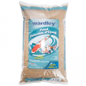 Wardley Pond Pellets