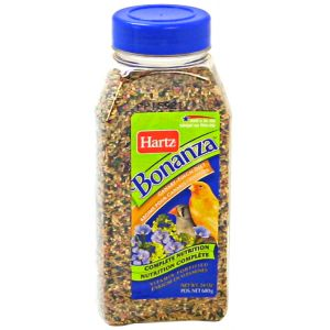 Hartz Bonanza Canary/Finch Diet: 24 oz