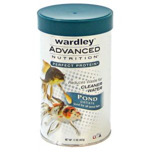 Wardley Advanced Nutrition Pond Pellets: 17 oz