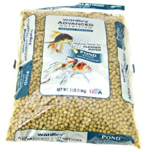 Wardley Advanced Nutrition Pond Pellets: 3 lb
