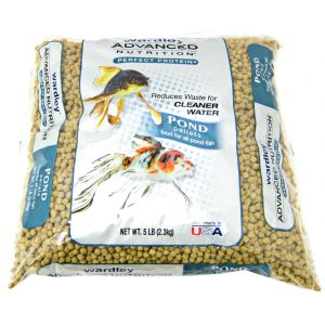 Wardley Advanced Nutrition Pond Pellets: 5 lb