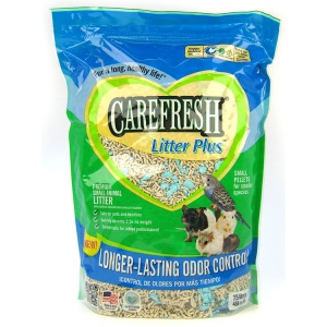 CareFresh Litter Plus: 7.5 Liter - Small Pellets