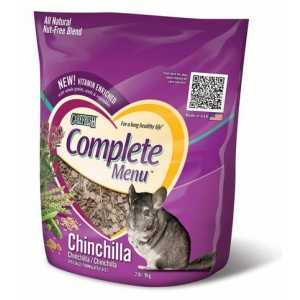CareFresh Complete Menu Chinchilla Food: 2 lbs