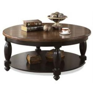 Furniture Living Room Furniture Round Coffee Table Pine Round Coffee Table