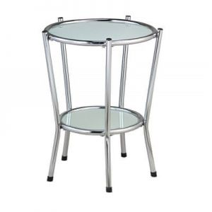 Furniture Living Room Furniture End Table Cosmopolitan End Table
