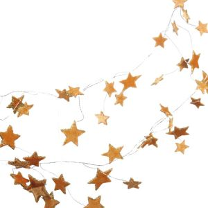 Gold Star Garlands