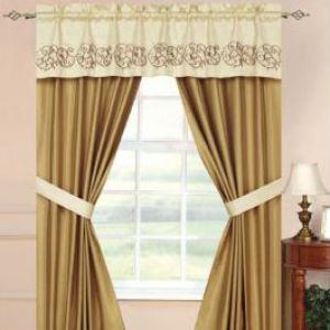 Ladybug Curtains Drapes Children'S Window Treatments