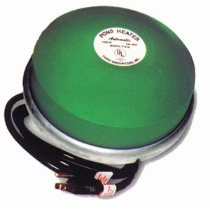 Farm Innovators Inc Farm Innovators 1250 Watt Floating De-icer Pond He by Farm Innovators Inc