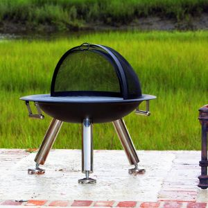 Furniture Gt Outdoor Furniture Gt Patio Gt 7 Piece Fire Pit Patio