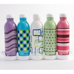 Dormbuys WaterWeek Water Bottle Set