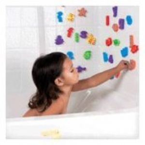 "Munchkin Sea Learnâ""¢ Bath Shapes 11022 Bath Time and Potty Training"